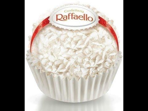 DIY Raffaello папье маше   упаковка  своими руками/огромная конфета Рафаэлло /мастер клас