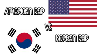 [OLD] AMERICAN RAP VS. KOREAN RAP