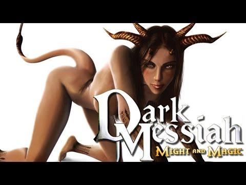 🎮 Dark Messiah of Might and Magic   СТРИМ #1