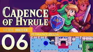 Soluce de Cadence of Hyrule – Étape 6 : Le Château d'Hyrule