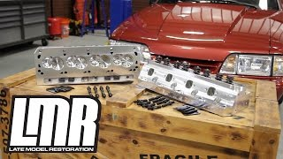 Trick Flow 170cc Twisted Wedge 11R Aluminum Cylinder Heads (1979-1995)