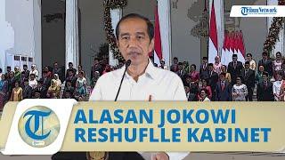 Soal Isu Reshuffle Kabinet, Ali Mochtar Ngabalin Ungkap 3 Alasan dan Sebut Tinggal Tunggu Waktu