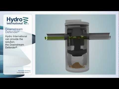 Hydro International Downstream Defender - Product Video
