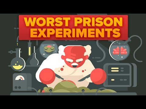 Worst Prison Experiments Conducted on Humans
