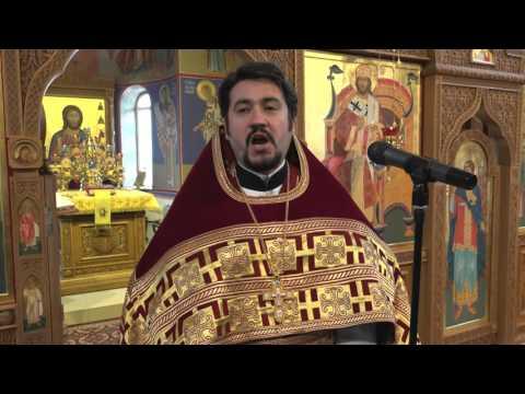 Проповедь в неделю 23-ю по Пятидесятнице