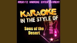 Leaving October (Karaoke Version)