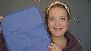 Toddler Pillow Cooling Get Mat! | Allison's Journey