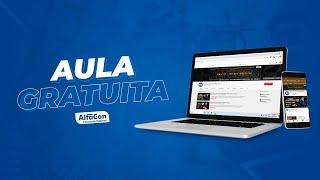 Aula de Português e Inglês para o Concurso da ESA - AO VIVO - AlfaCon