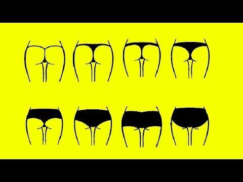 Was die Unterwäsche einer Frau über Sie verrät!