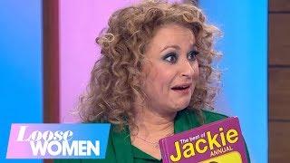 Nadia Feels Like She Has Been Damaged by Jackie Magazine | Loose Women
