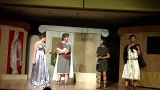 Eylül Ateşi Tiyatro Kulübü - Dün Gece Yolda Giderken Çok Komik Bir Şey Oldu 1