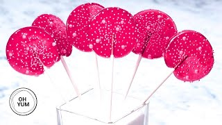 Professional Chefs Simple Lollipop Recipe!