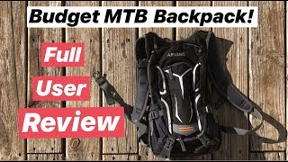 Arvano Budget Mountain Bike Backpack Review