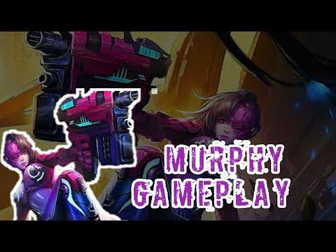 Murphy Gameplay Shellfire PH