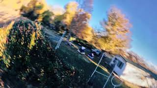 FPV Race Gates - Take One - CRASH and Failure - Watch Tell The End - Take 2 Coming Soon - Insta360