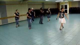 preview picture of video 'C'est Comme ça Line Dance 10 06 2014'