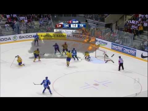 Jääkiekon MLG-kisat – Mitä mä just katoin?