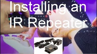 Nick's Fit It - Installing an IR Repeater