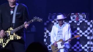 CHEAP TRICK LIVE IN STATEN ISLAND, NY  2015  TAXMAN, MR  THIEF   partial