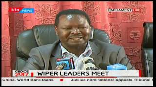 MP for Kitui East intimidated by police and some of his people arrested