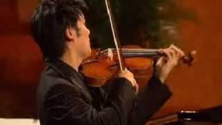 Ray Chen | Saint Saens : Introduction Et Rondo Capriccioso | Queen Elisabeth Competition | 2009