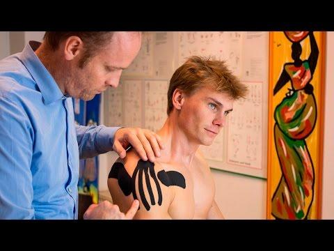 Zervikale degenerative Bandscheibenerkrankung können die Gelenke und Muskeln verletzt