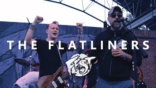 THE FLATLINERS LIVE @ The FEST 17 (Gainesville, FL)