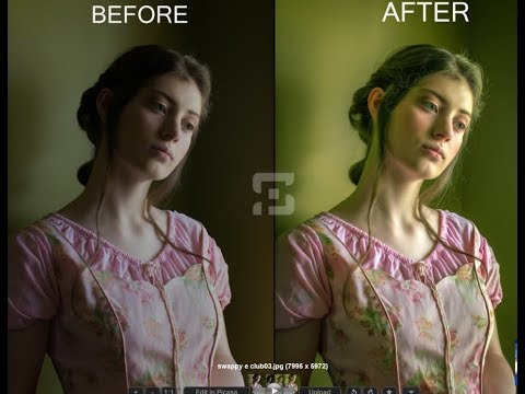 New Portrait Photoshop Tutorial ! By Original Swappy Pawar