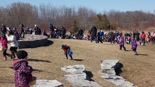 preview picture of video '2015 Ajax Lakeside Easter Egg Hunt'