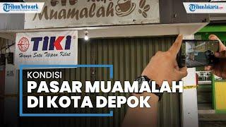 Zaim Saidi Ditangkap, Pasar Muamalah di Kota Depok Ditutup dan Dipasangi Garis Polisi