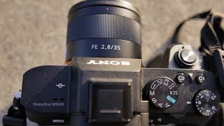 Zeiss 35mm 2.8 + Sony A7II REVIEW