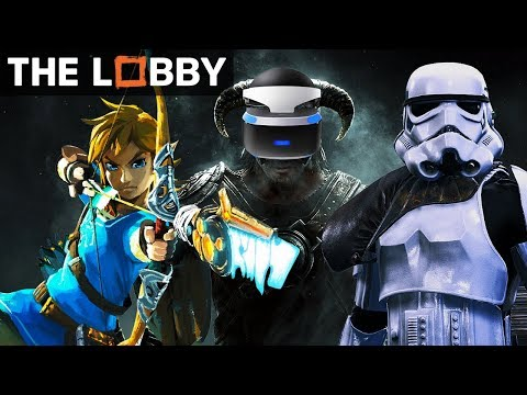 What Did 2017 Mean For Video Games? - The Lobby