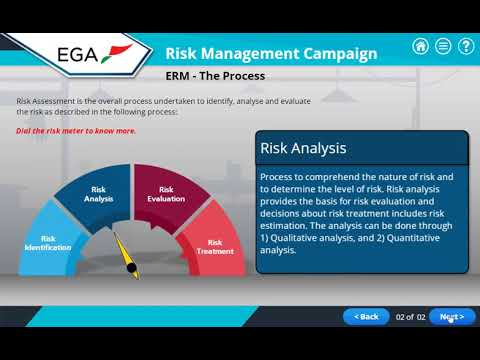 EGA - Enterprise Risk Management