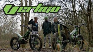 John Lee Motorcycles - Vertigo Motors UK Demo Day