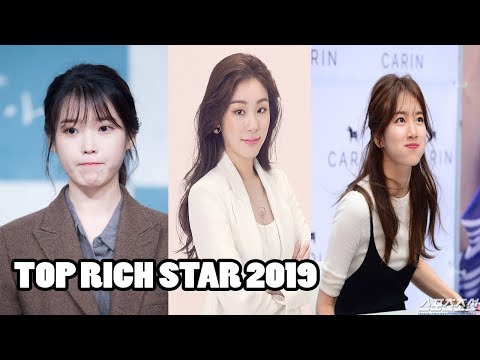 IU- Kim Yuna -Suzy: Top 3 young female stars voted the richest Korean showbiz