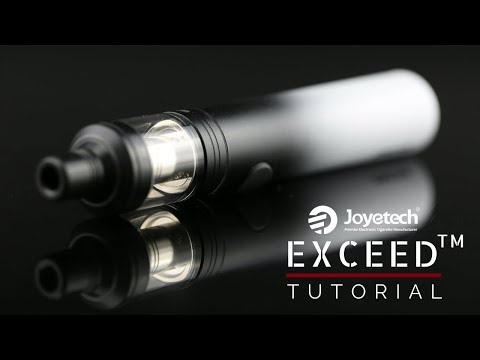 Joyetech Exceed D19 (50W, 1500 mAh) - видео 2