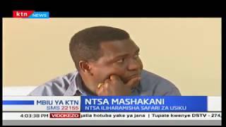 Muungano wa masilahi ya wenye matatu wataka kufurushwa kwa mkurugenzi wa NTSA