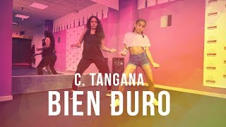 BIEN DURO coreografía de Daniela Flores | Ozone Dance Fit