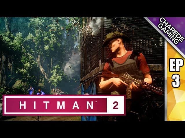 Hitman 2: Three-Headed Serpent, Santa Fortuna: Heart Of Stone | Charede Plays
