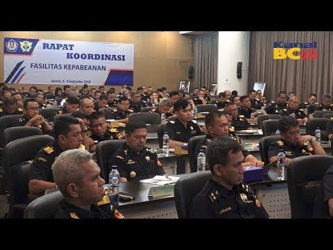 Rapat Koordinasi Fasilitas Kepabeanan