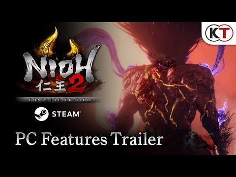 《仁王 2 完整版》PC繁體中文版內容預告公開