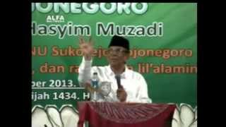 KH Hasyim Muzadi 1  KEDUDUKAN ILMU DALAM ISLAM