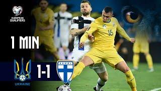 Ukraina 1-1 Finlandia Pekan 2