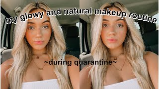 My Everyday Makeup Routine (if I Wasnt In Quarantine)