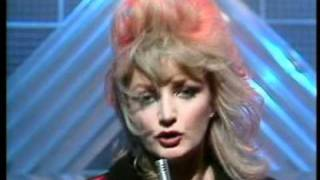 Bonnie Tyler   Total Eclipse Of The Heart Top Of The Pops   March 1983