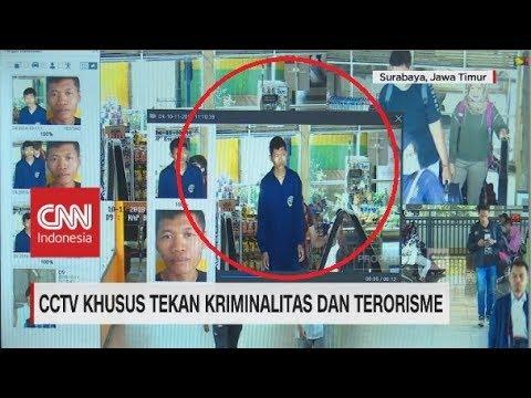 Cegah Tindakan Kriminal, Surabaya 'Sebar' Kamera CCTV