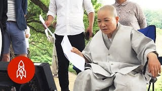 In Korea, a Buddhist Monk Makes Movies
