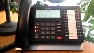 How to Transfer Calls using Toshiba DP5000 & IP5000 Phones