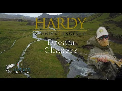 Brown trout fishing Iceland