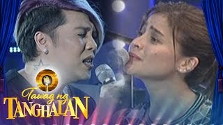 Tawag Ng Tanghalan: Vice Ganda vs. Anne Curtis singing showdown